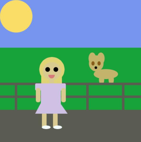 Zoo self portairt